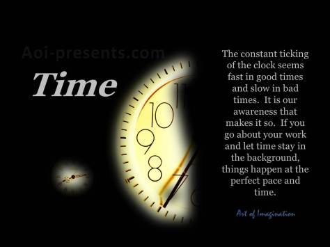 Time-Watermarked